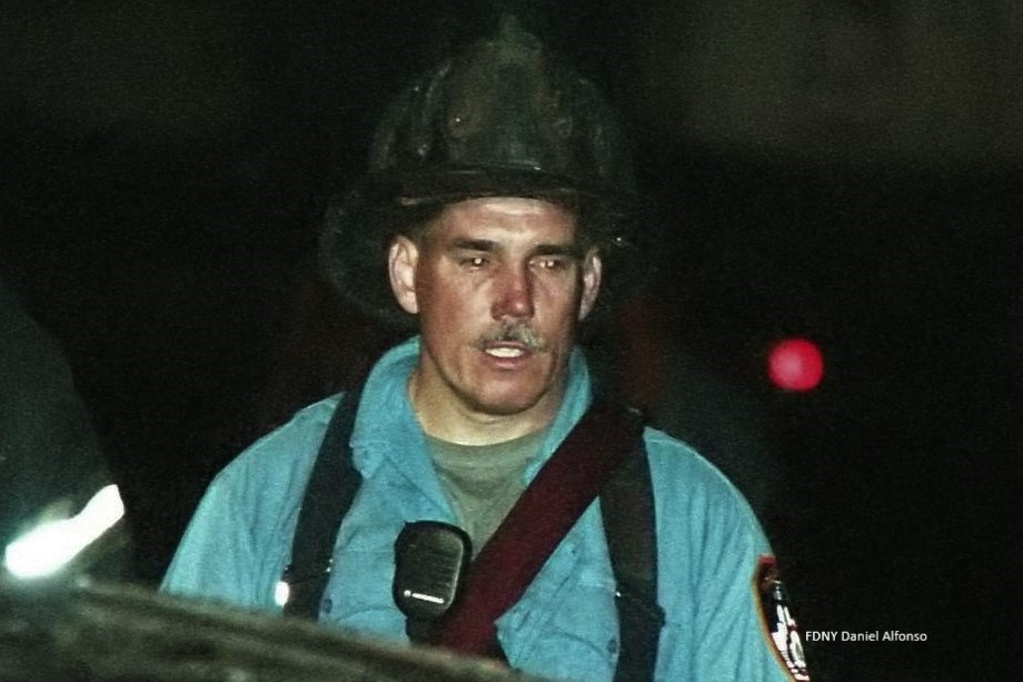 FDNY Lieutenant John Kiernan