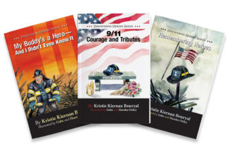 Covers of the Discovering Heroes Book Series